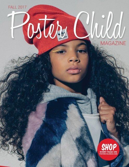 Poster Child Magazine, Fall 2017