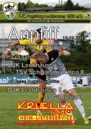 Anpfiff_2017-09-16 - DJK Lechhausen