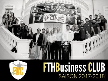 FTHBusiness CLUB saison 2017-2018