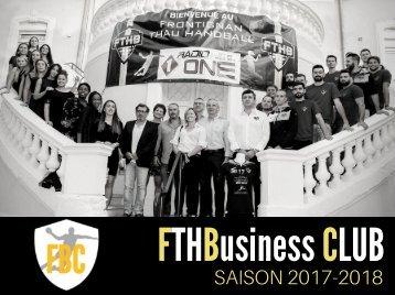 FTHBusiness CLUB saison 2017-2018