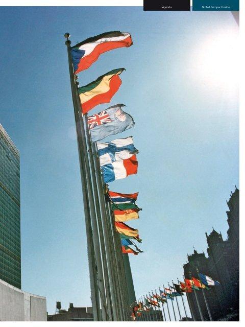 Global Compact International Yearbook 2009