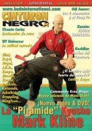 Revista Artes Marciales Cinturon Negro 342 – Septiembre 1
