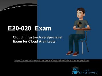 Pass EMC E20-020 Exam in First Attempt - EMC E20-020 Briandumps