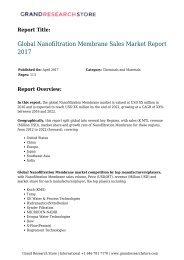 global-nanofiltration-membrane-sales-market-report-20170D-grandresearchstore