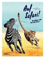 Auf Safari! – Leseprobe