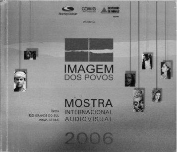 Catálogo IMAGEM DOS POVOS 2006