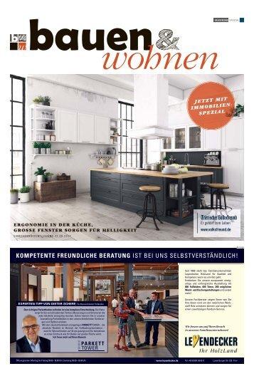 Bauen & Wohnen - Sept. 2017