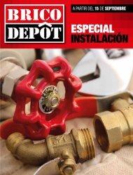 Catálogo BRICO DEPOT Especial Instalación hasta 5 de Octubre 2017