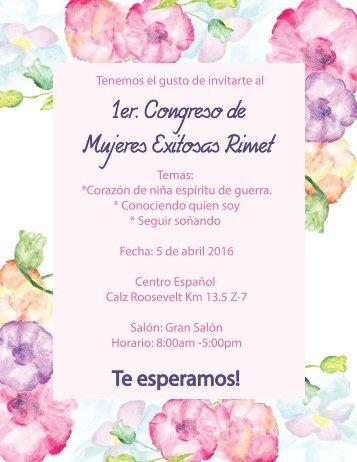 Tarjeta  congreso mujeres rimet 2016 (2)