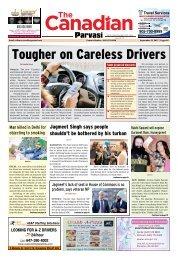 The Canadian Parvasi - Issue 13