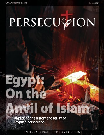 October 2017 Persecution Magazine