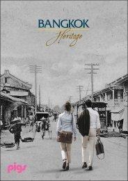 Bangkok Heritage MICE introduction