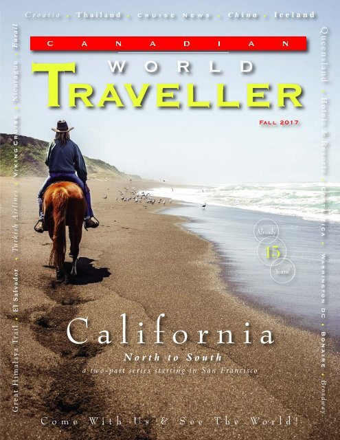 Canadian World Traveller Fall 2017 Issue