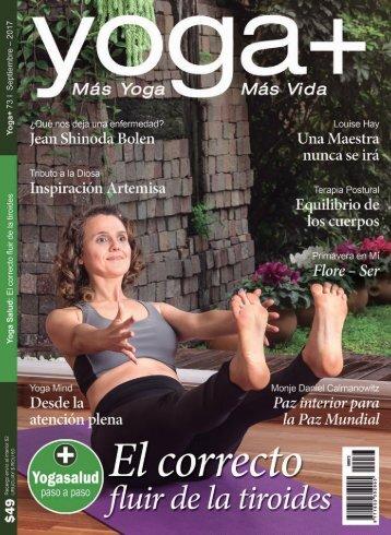 Revista Yoga + Edición 73