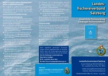 Gesetzlicher Fischerprüfung - Landesfischereiverband Salzburg