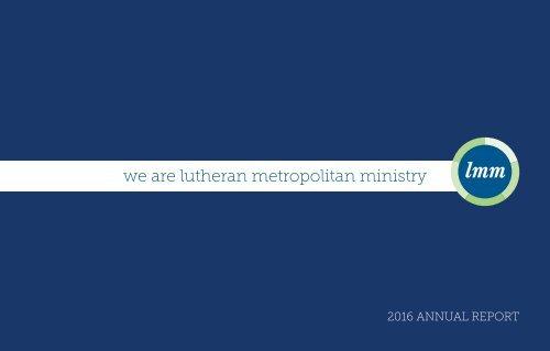 LMM's 2016 Annual Report