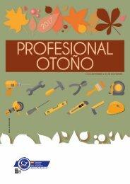 Catálogo Coferdroza PROFESIONAL OTOÑO 2017