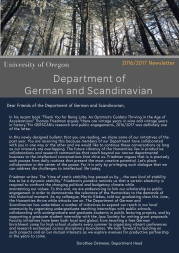 2016:2017 GerScan Newsletter