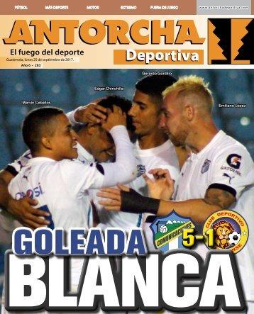 Antorcha Deportiva 283
