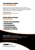 Broschüre Lüftungsservice Widmer, Wettingen - Seite 2