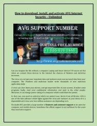AVG Help Number +1-855-676-2448