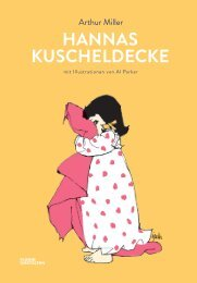 Hannas Kuscheldecke – Leseprobe