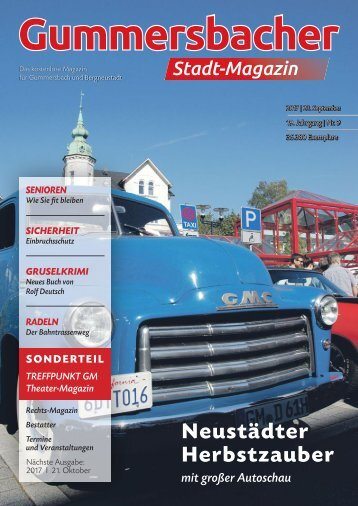Gummersbacher Stadtmagazin September 2017