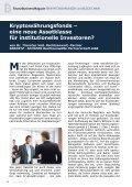 FBM / Kryptowährungsfonds: Eine neue Assetklasse für institutionelle Investoren? - Page 6