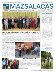 Mazsalacas novada ziņas_septembris2017