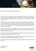 Revista de Investimentos da IÚNA ENGENHARIA. - Page 3
