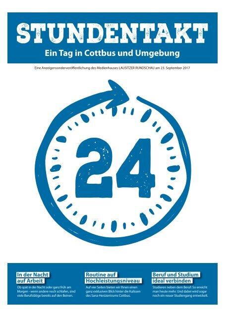 Ein Stundentakt Cottbus in Umgebung Tag und – qAj35L4R