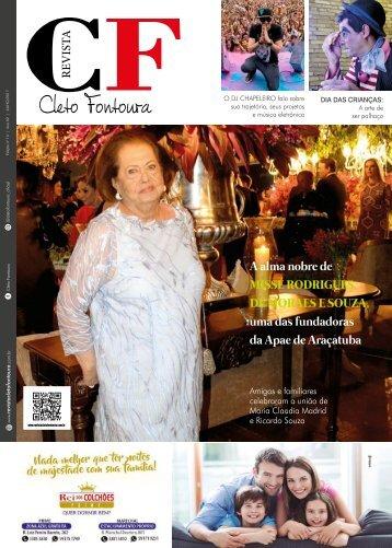Revista Cleto Fontoura 15° Edição