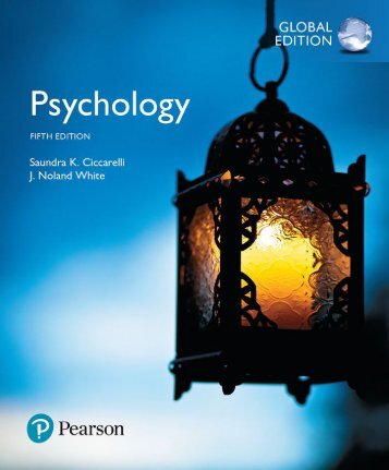 Psychology, Global Edition, 5th edition