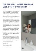 Die Ferberei Home Staging - das Magazin - Seite 3
