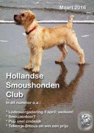 clubblad maart 2016