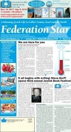 October Federation Star