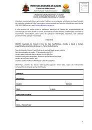 Edital Pregão Presencial PMQ 12_2017_Veículo para Assistência Social
