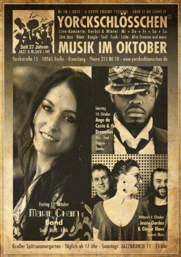 Das Oktober-Programm