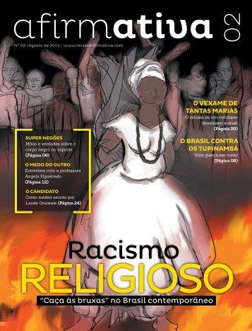 Revista Afirmativa-BAHIA