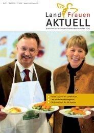 LandFrau-Aktuell 02 2004 - Deutscher LandFrauenverband e.V.