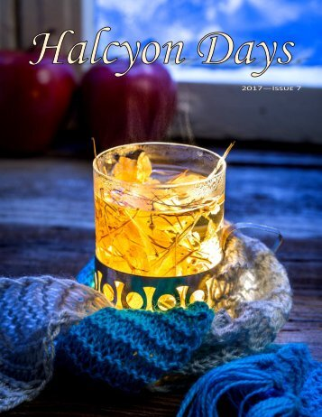 Halcyon Days 2017 - Issue 7.11