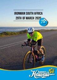 Hannes Hawaii Tours - IM Südafrika 2020 Stempel EN