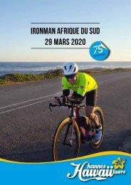 Hannes Hawaii Tours - IM Südafrika 2020 Stempel FR