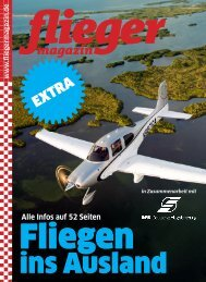 Der Visual Flight Guide hilft - Fliegermagazin