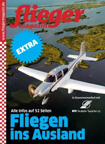 Der Visual Flight Guide hilft - Fliegermagazin