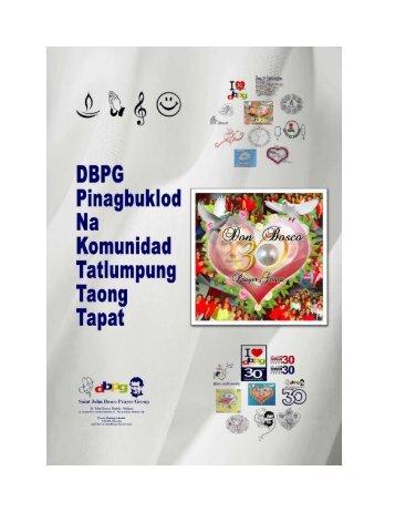 DBPG Souvenir Programme 2012