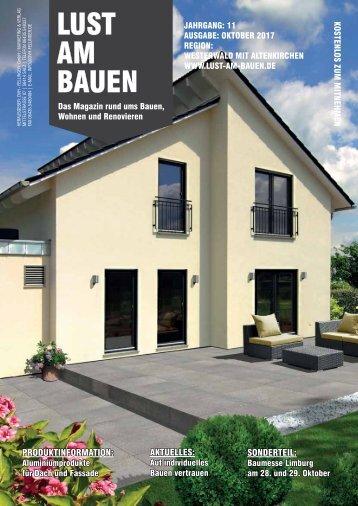 Online Ausgabe Oktober Westerwald mit Altenkirchen
