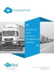 GST compliance : TMS - Transport Management System   Logistics ERP