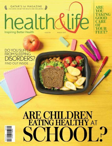 Health & Life Magazine March 2017