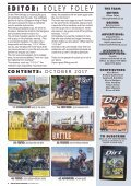 Dirt and Trail Magazine October 2017 issue - Page 6